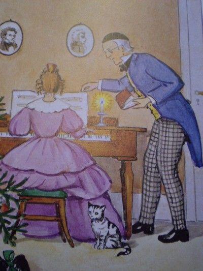 Tant Greddelin och Farbror Blå