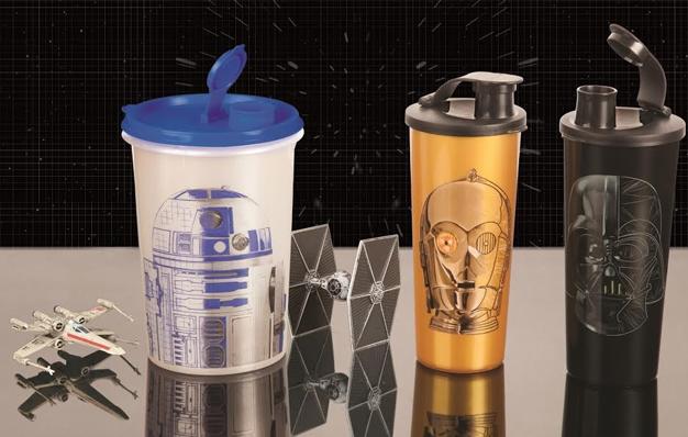 Star Wars Tupperware