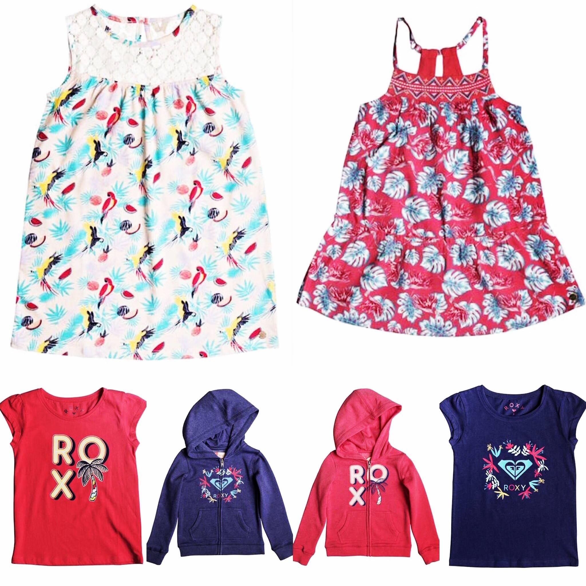 Roxy Girl size 2 7 Spring 18 Collection roxy roxysurf roxygirl
