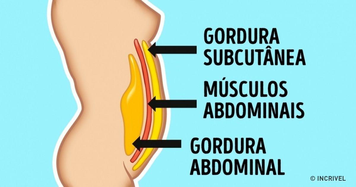 Este Metodo Ajuda A Queimar Gordura Abdominal Rapidamente Com