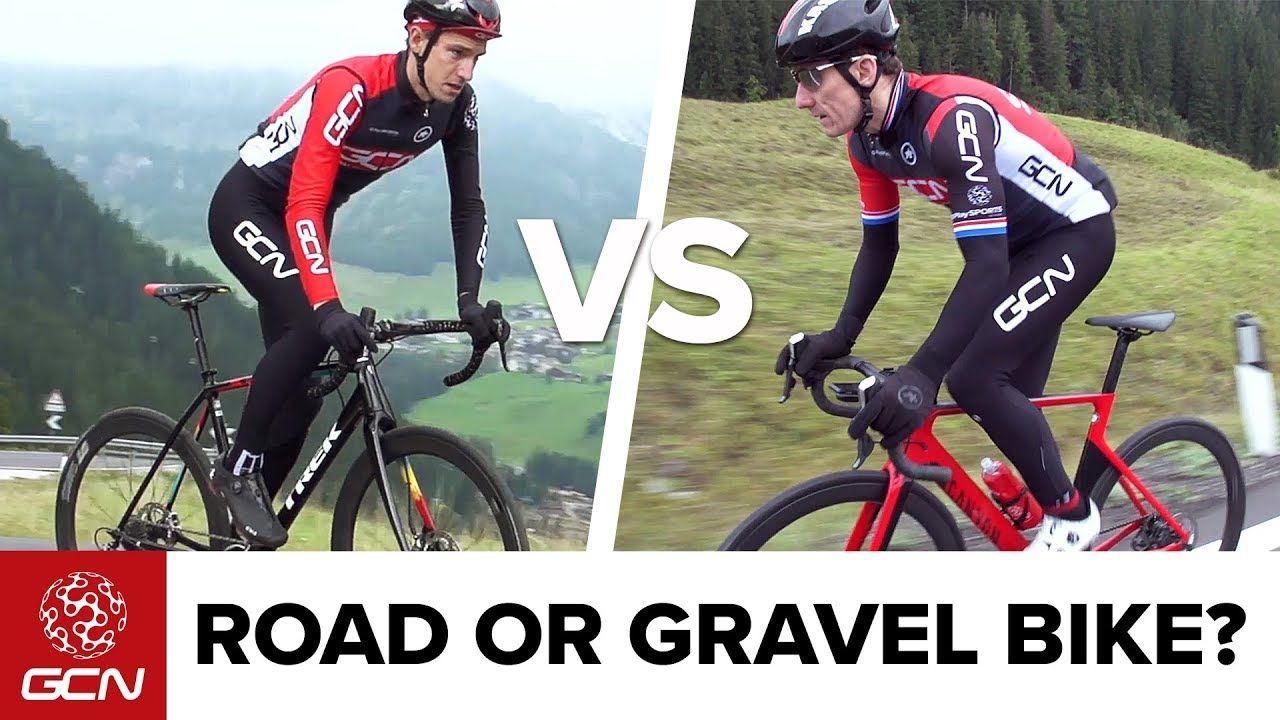 Road Vs Gravel Bike Is A Gravel Bike Really Any Slower Gcn