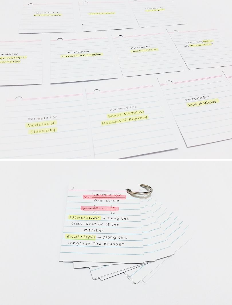ayetstudies: // flashcards and formulas from last last last week idek I am deeply sorry for the image quality. Also, I'm announcing a resolution. /obviously not an image resolution *sighs*/ Resolution: Post more original content.
