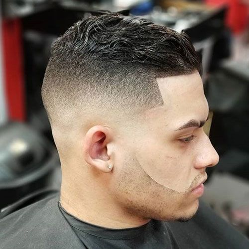 25 Very Short Hairstyles For Men (2020 Guide) | Coupe homme court, Coiffures très courtes et ...
