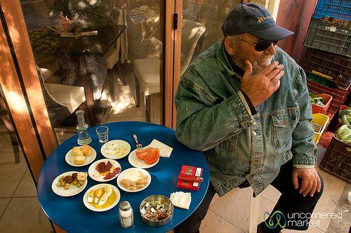 Cretan food
