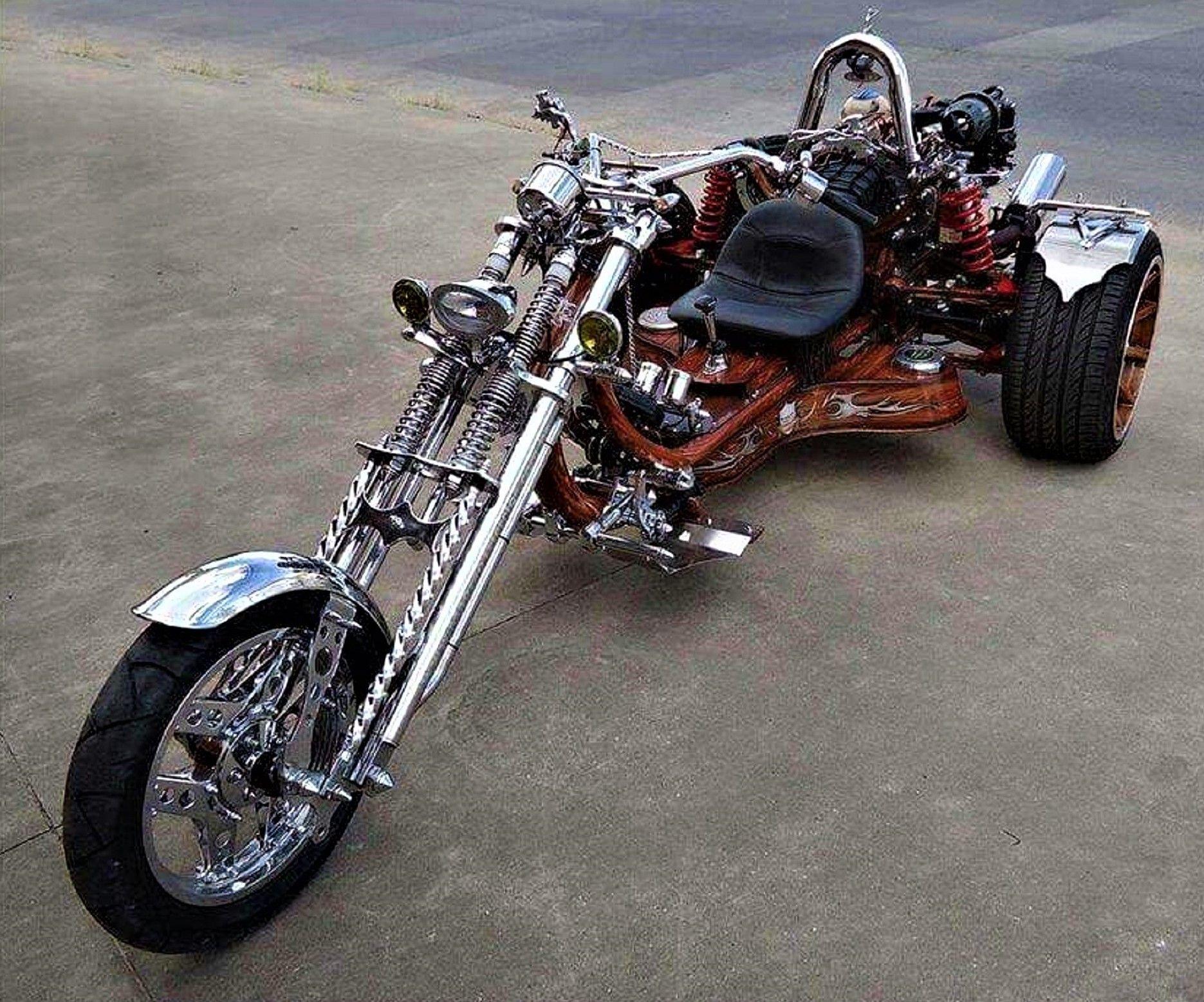 custom vw trike trikes motorad und motorrad. Black Bedroom Furniture Sets. Home Design Ideas