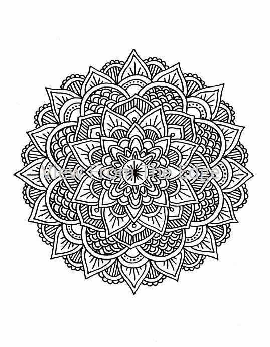 Mandala Coloring Page Mehndi Henna Printable Pdf By Katie N Dunphy Mandala Coloring Books Mandala Coloring Mandala Coloring Pages