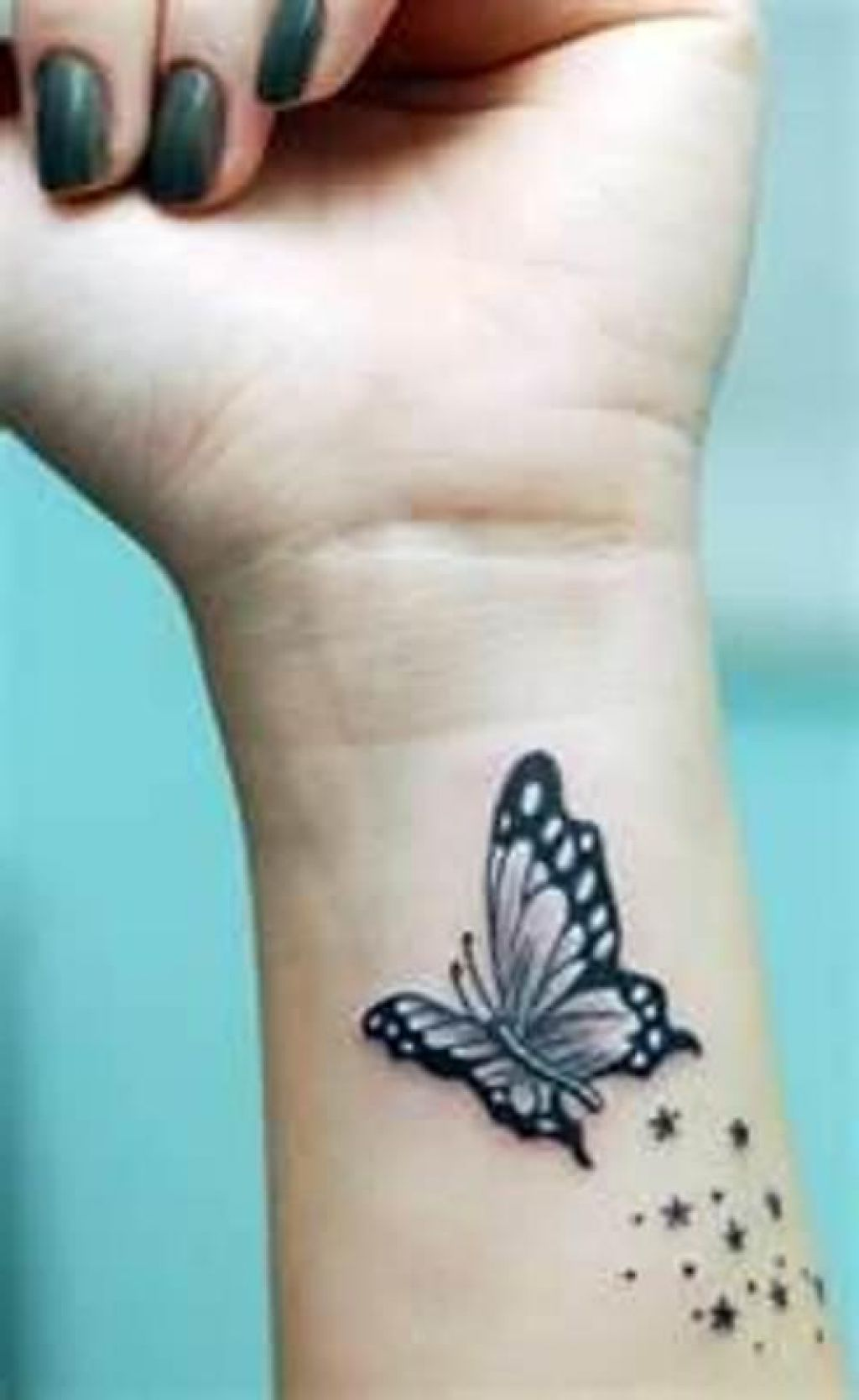 3D butterfly tattoo - Google Search | My Style | Pinterest ...