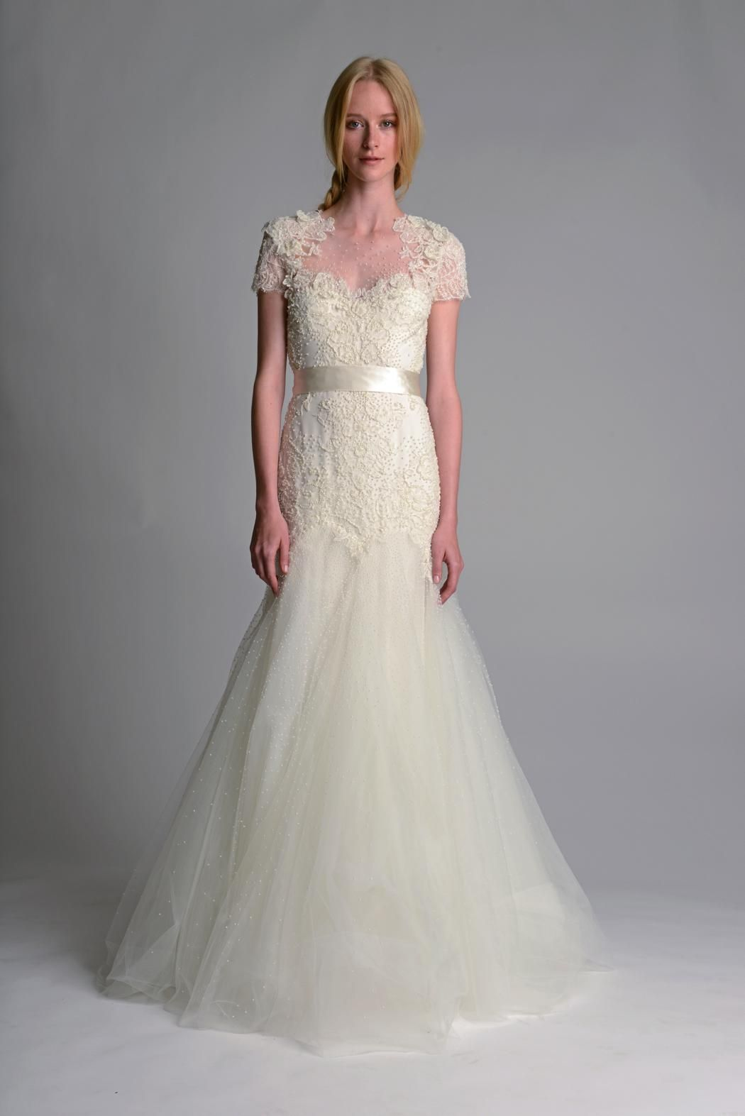 Marchesa 2014 Collection, Fall - Gent Beauty Designer Wedding ...