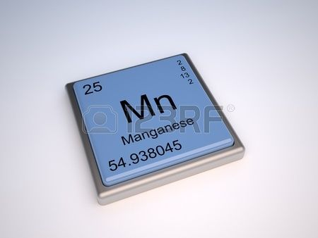 Elemento qumico de manganeso de la tabla peridica con smbolo mn elemento qumico de manganeso de la tabla peridica con smbolo mn manganese urtaz Image collections
