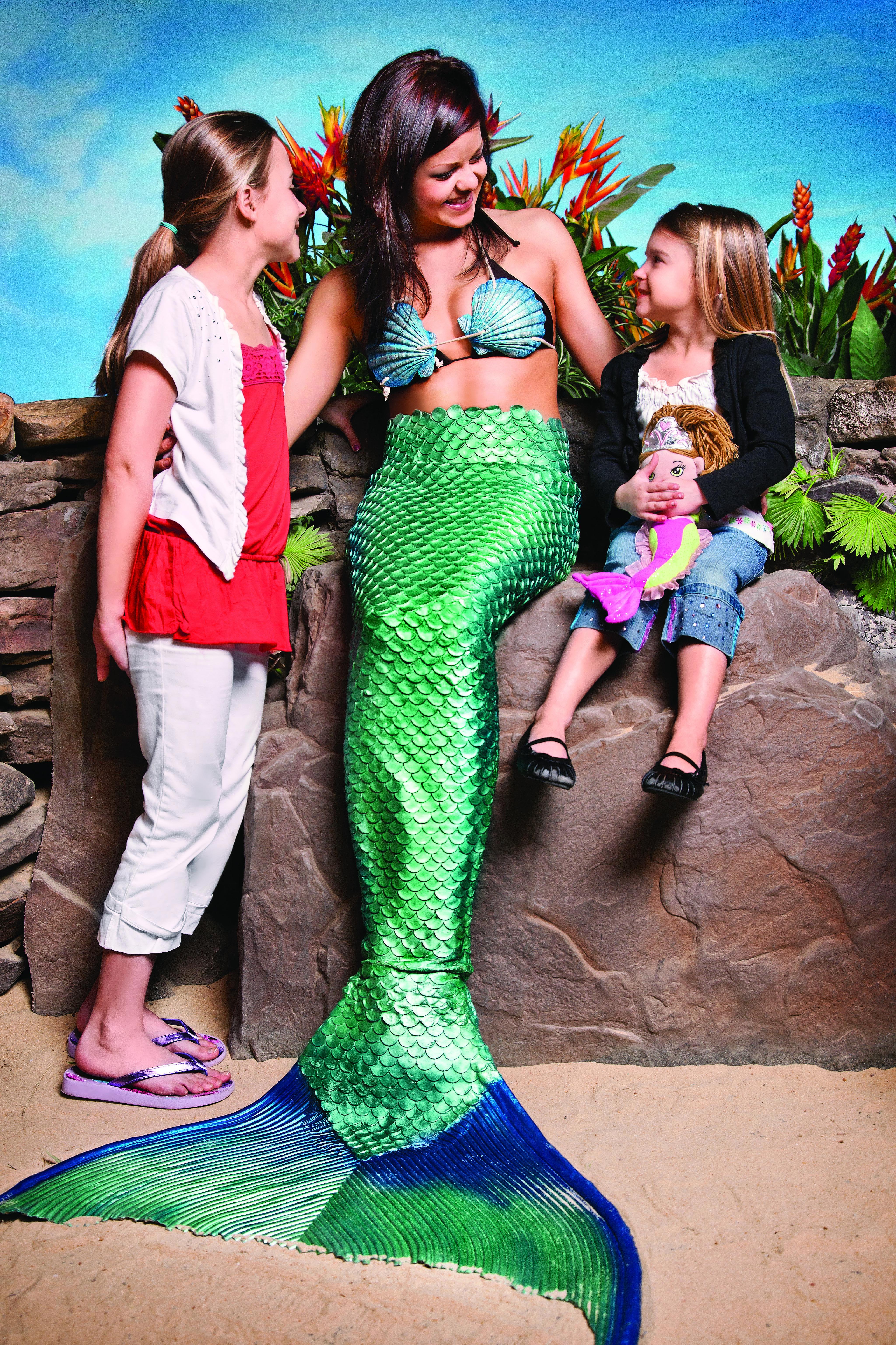 Mermaid Meet And Greets