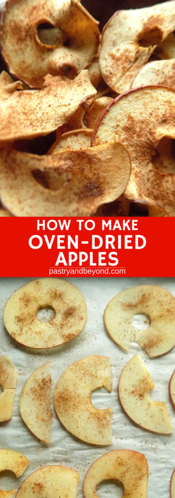 How to Make Oven Dried Apples Dried fruit recipe, Dried
