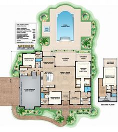 Aruba House Plan