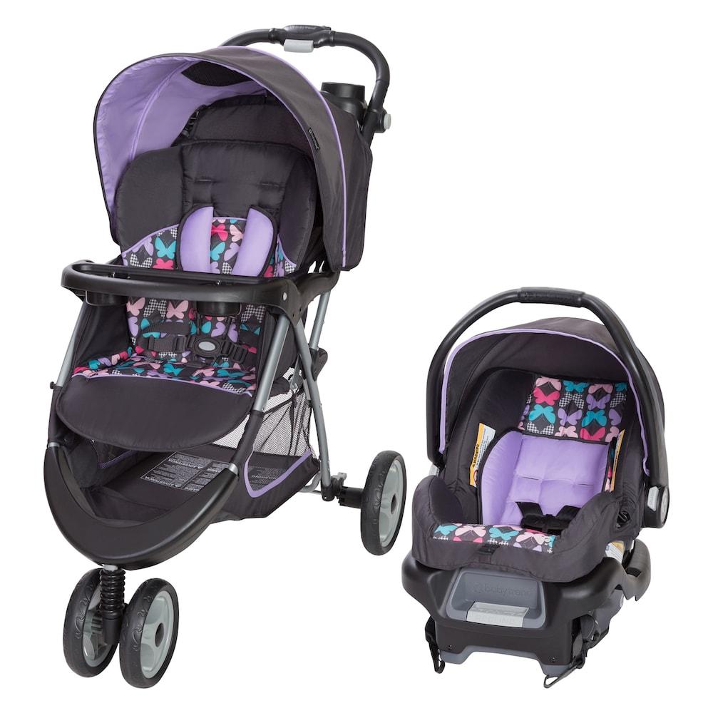 Baby Trend EZ Ride 35 Travel System Travel system, Baby