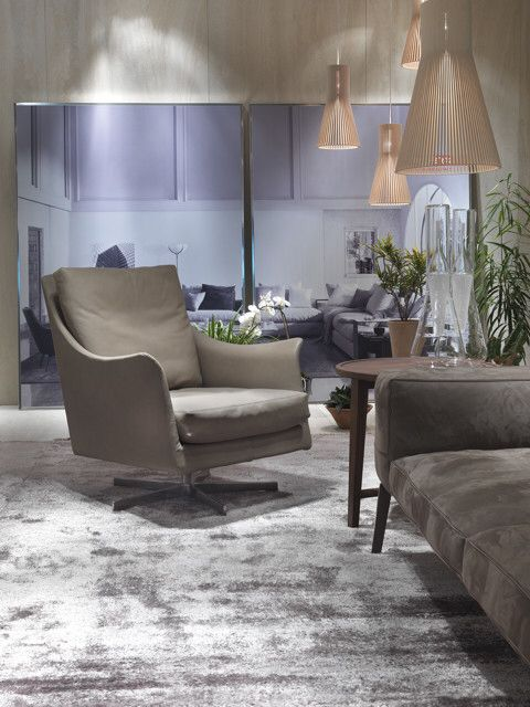 Flexform, Milan 2015: Boss armchair, made in Italy. #piso18casa-flexform #masaryk #flexform #luxury #luxurylifestyle #qualitybrand #beautifullifestyle #madeinitaly  #piso18casa_flexform #italiandesign #contemporarydesign #contemporaryinteriors #contemporary #modern #modernfurniture #moderndesign #moderninteriors #luxuryfurniture #interiordesign #luxeinteriors #interiorarchitecture #polanco #furniture #antoniocitterio #armchair #flexformmexico #flexform_mexico #flexform_mx #flexform