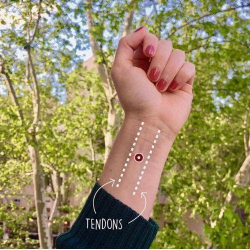 Acupressure Bands - The wrist isn't the only place you can ...