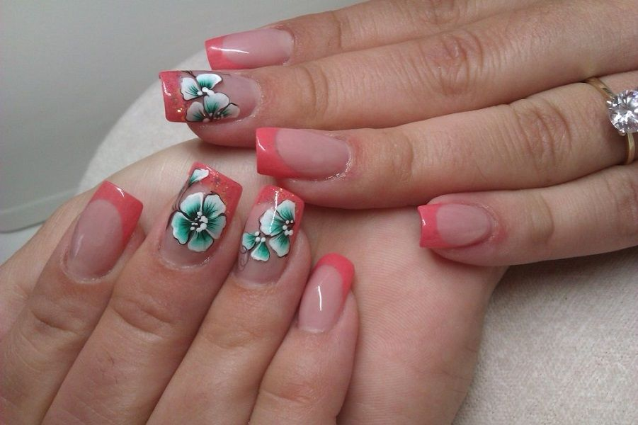 nature nail art designs 2015 - Google Search | Health & Beauty ...
