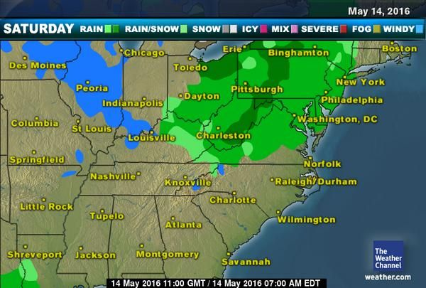 Nashville weather channel