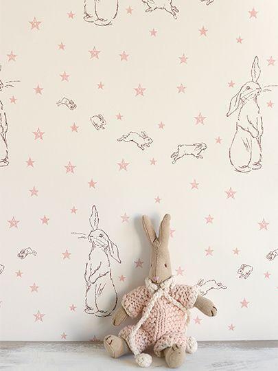 Best Rabbit All Star £95 00 Per Roll Peony Sage Http 400 x 300