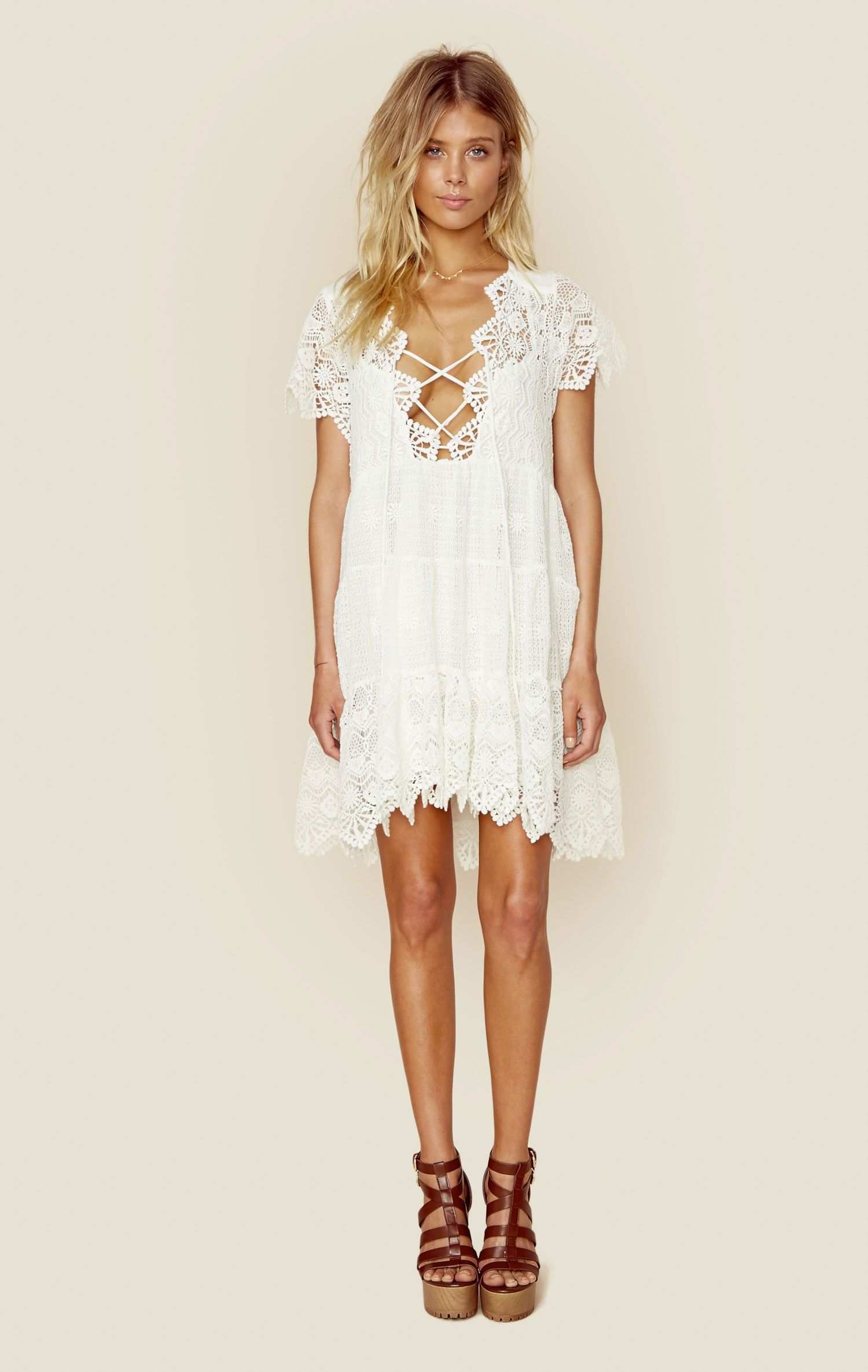 ROMANCE MINI DRESS | @ShopPlanetBlue