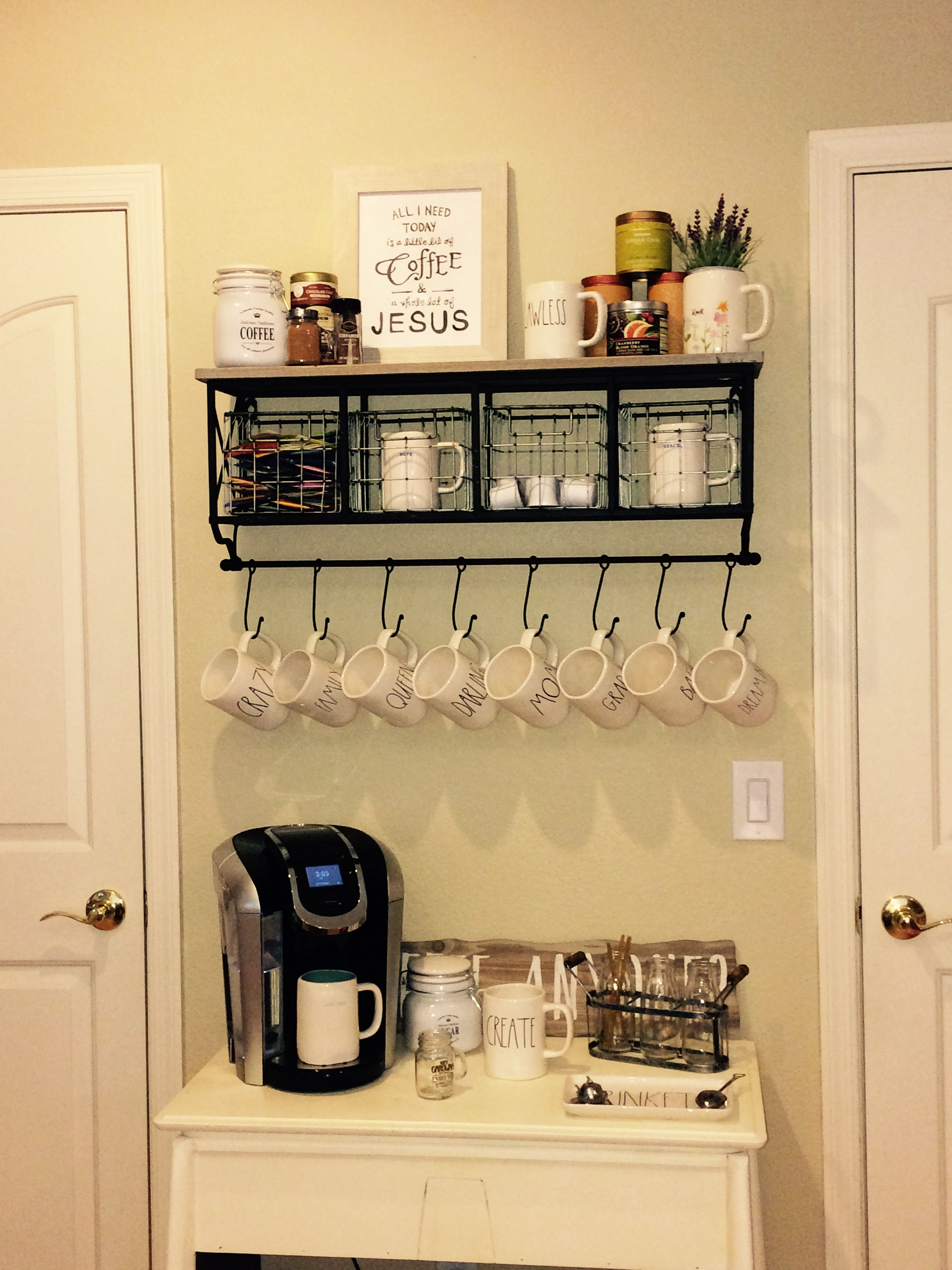 Pin by Nickie Flanders on HOME DECOR | Pinterest | Coffee, Bar and ...