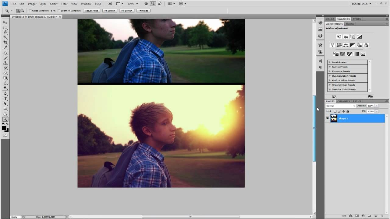 Vintage effect tutorial photoshop cs4 snap away photography vintage effect tutorial photoshop cs4 baditri Image collections