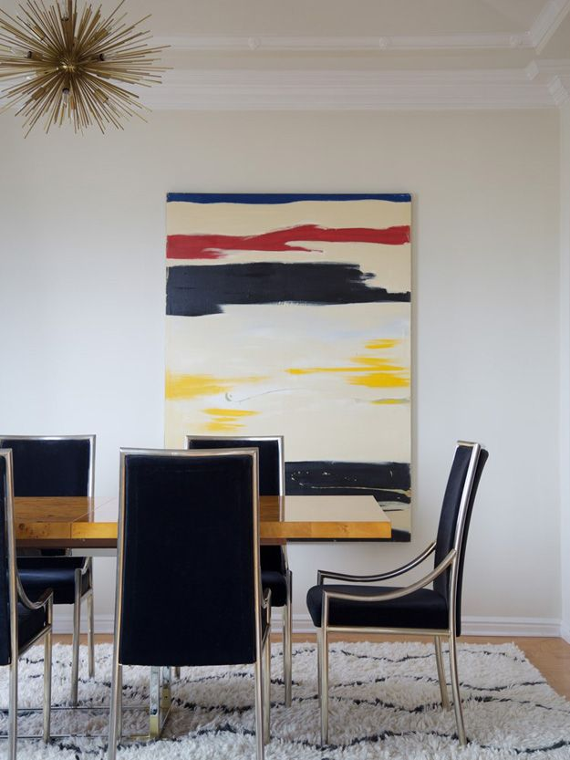 The Rug Sometimes Decorating A Rental Property Can Be Tough When