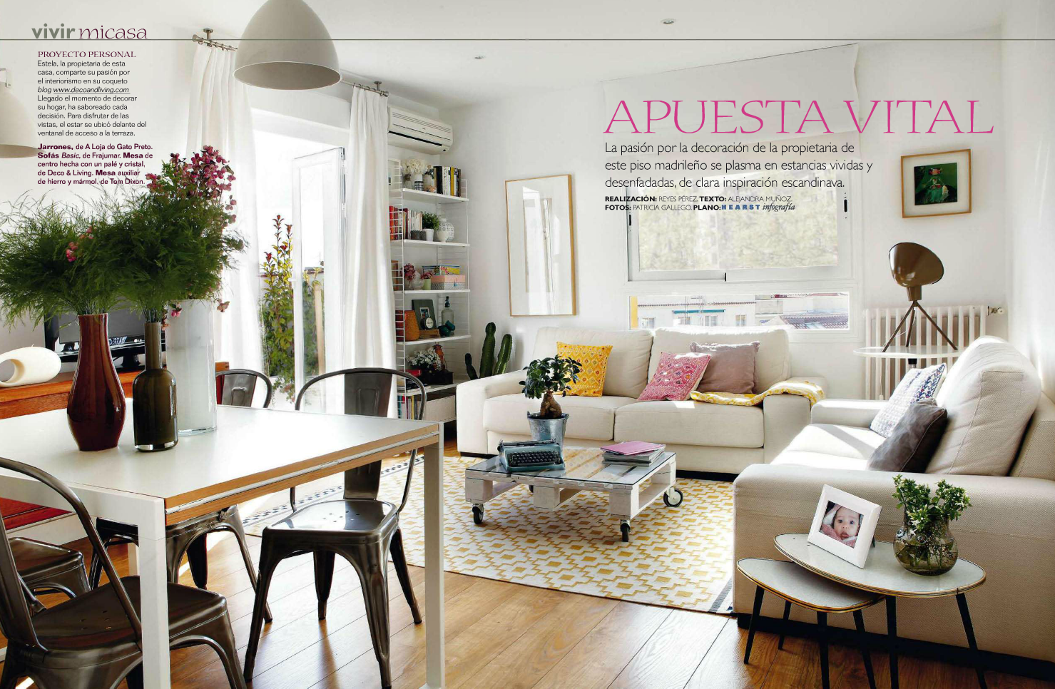 salon industrial vintage - Buscar con Google | Ideas para el hogar ...