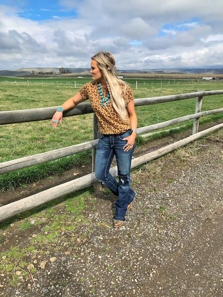 Haute On The Ranch: A Q&A With {the coolest ranch wife & mama} Jessie Jarvis!