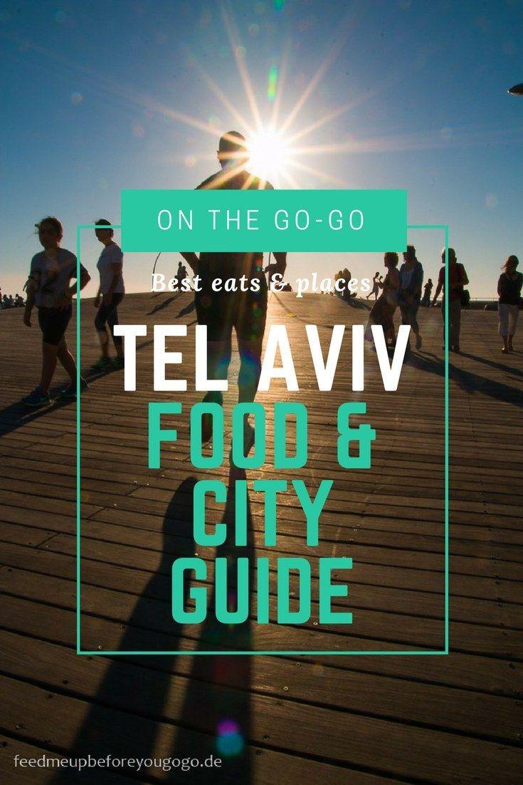 Zwischen Hummus, Strand und weißer Stadt: Tel Aviv kulinarisch