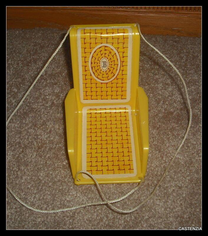 1969 - Mod Furniture - Mod Live Action House, Mod Lively Livin House or Mod Surprise House