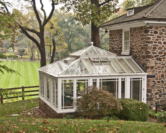 A Traditional English Conservatory Extension Traditional Greenhouses Outdoor Greenhouse Greenhouse