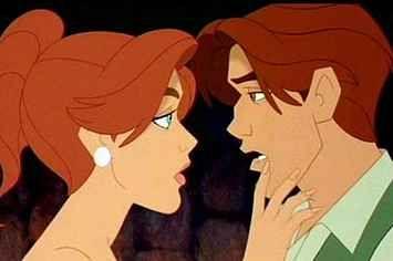 "23 Ways Dimitri From ""Anastasia"" Was A Major Heartthrob"