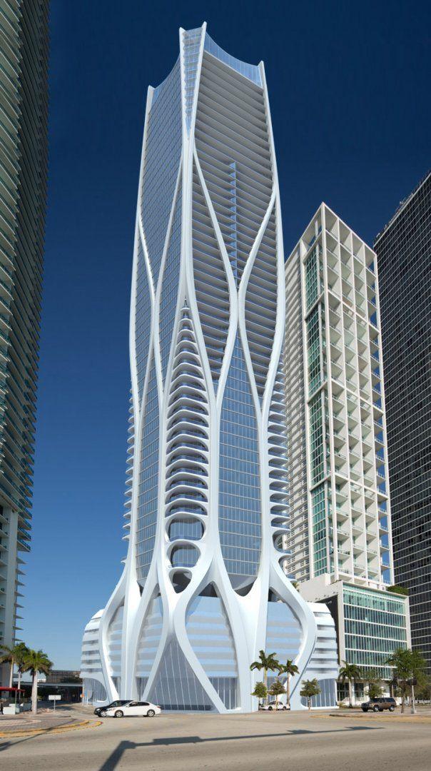 1000 Museum  Architecture  Zaha Hadid Architects is part of Zaha hadid architecture -