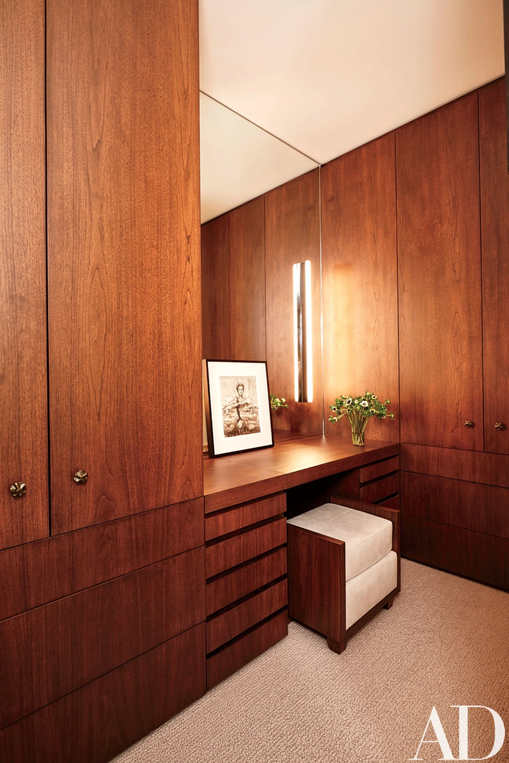 Photo of Francis D'Haene Crafts a Modern Space Highlighting a New York Couple's Collection of Contemporary Art