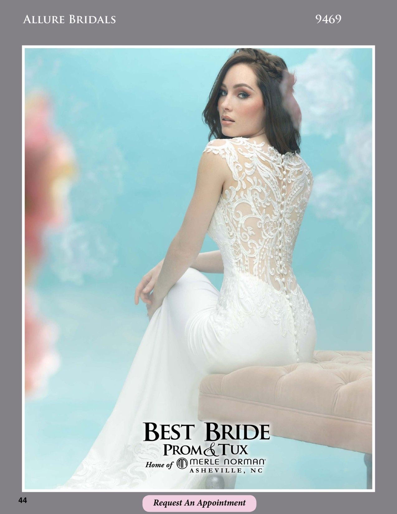 Allure Bridals 9469 | an october wedding. | Pinterest | Allure ...
