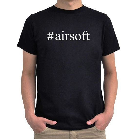 Hashtag Airsoft T-Shirt by Eddany on Etsy