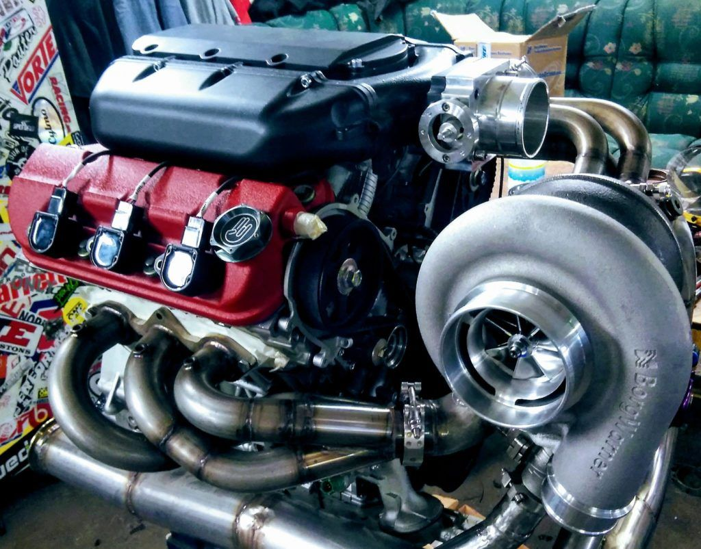Opel Kadett with a Turbo J35 | Engines | Volvo, Engineering