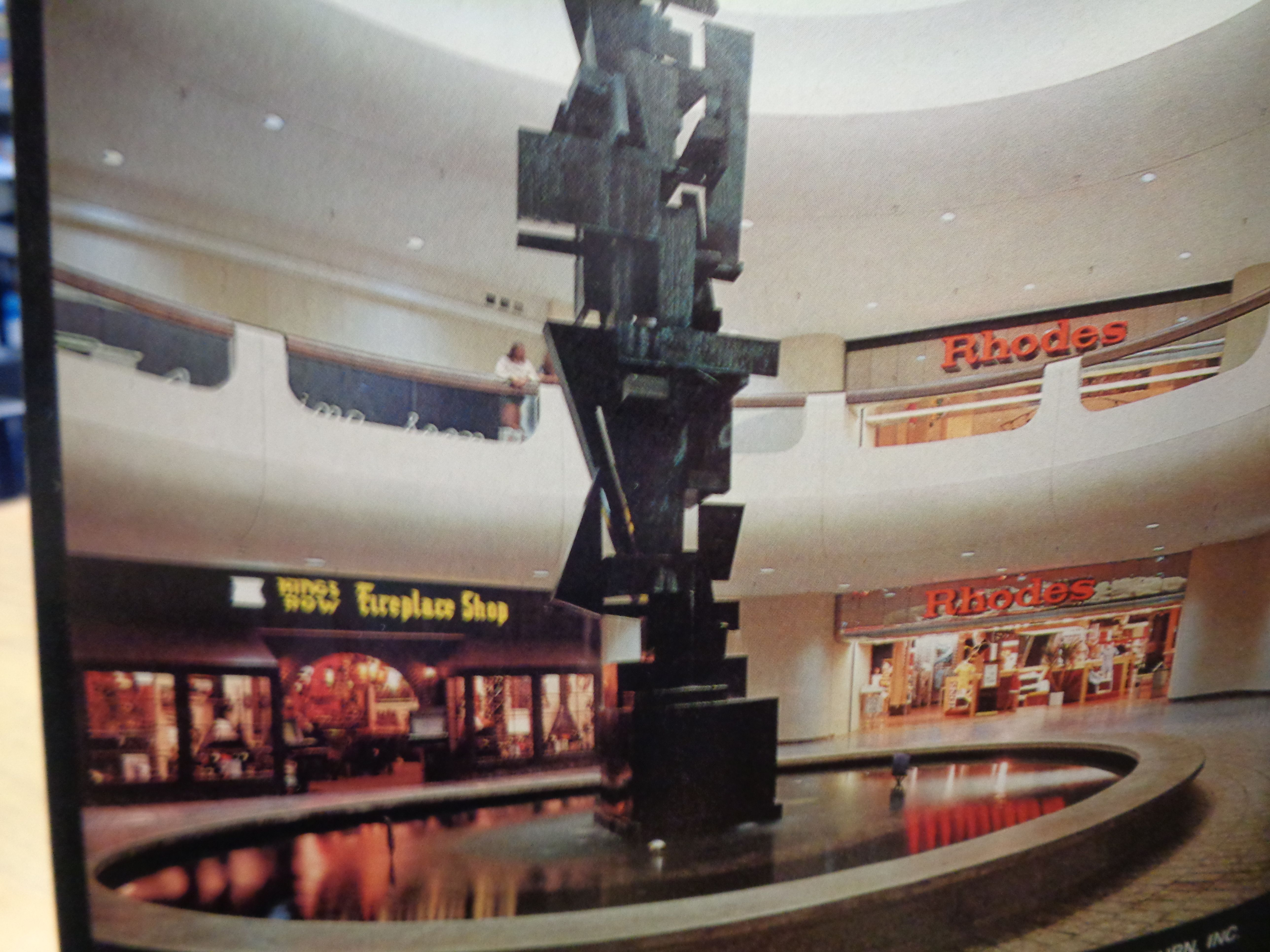Metrocenter Mall From 1974 Magazine