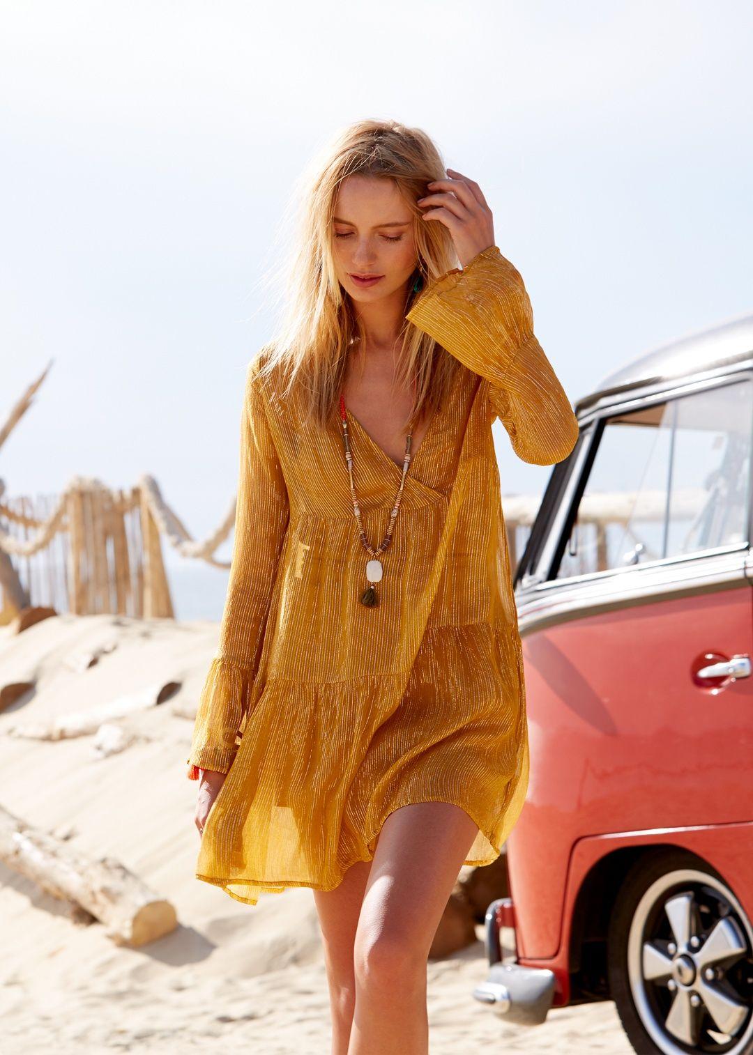 Sézane - Endless summer Robe Mathilde www.sezane.com  sezane  summer   summeriscoming  endlesssummer 14872e306ce7
