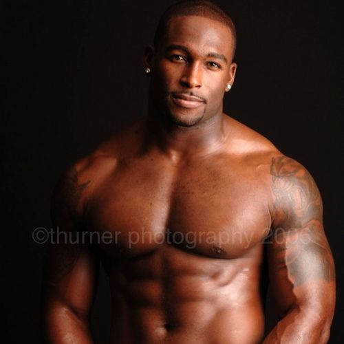 Hot sexy black men