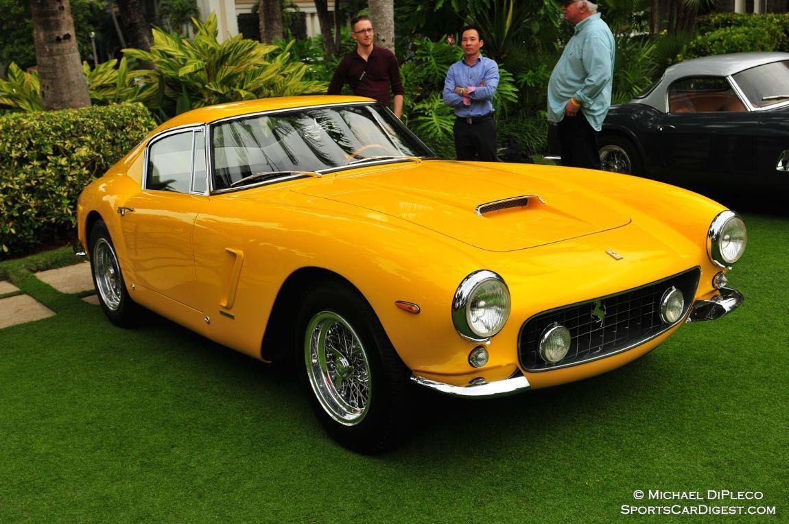 1962 Ferrari 250 GT SWB Berlinetta. Serial No. 3337 GT.