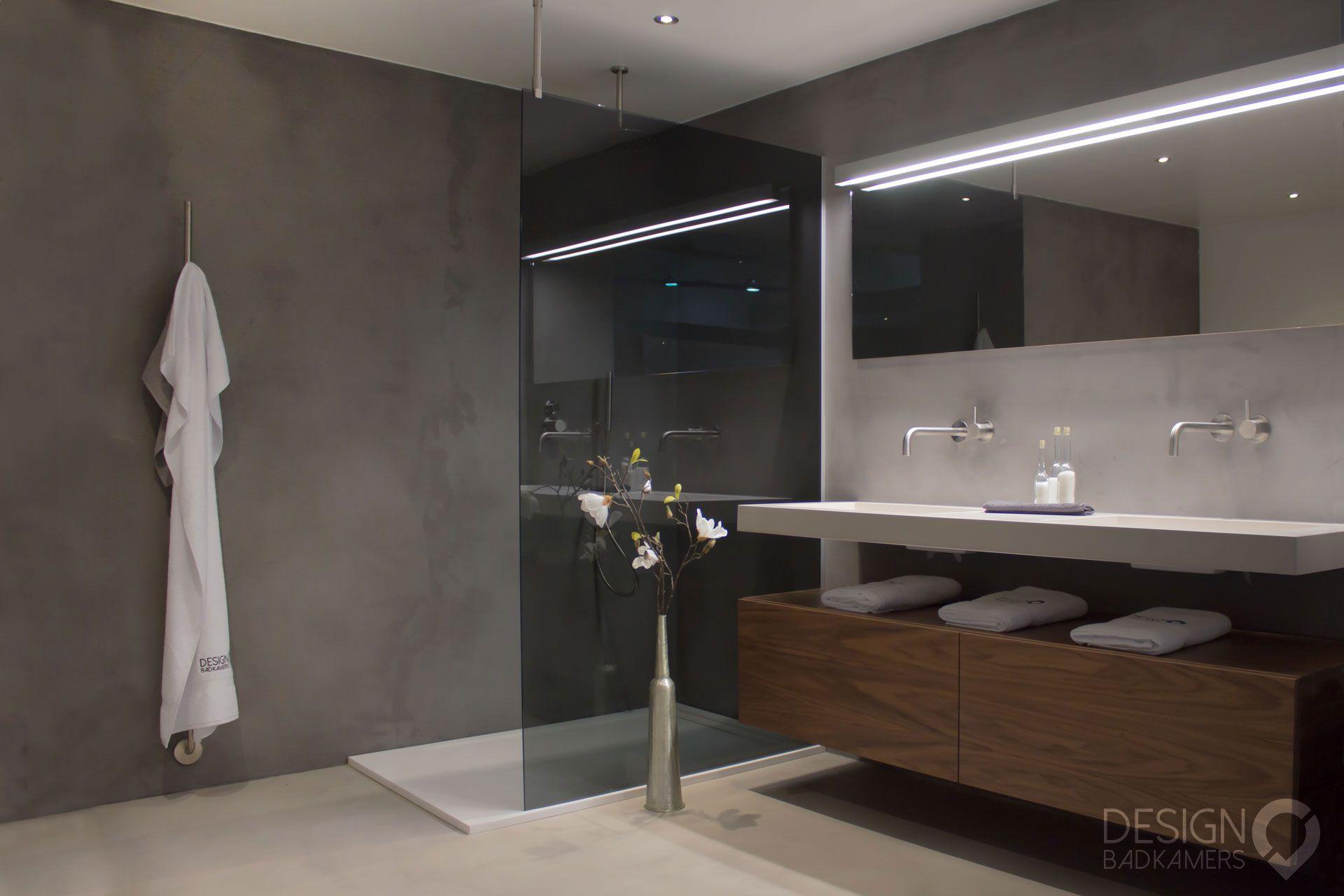 Badkamer Showroom Amersfoort : Dé nieuwste trend in uw badkamer; betonciré of microcement. bezoek