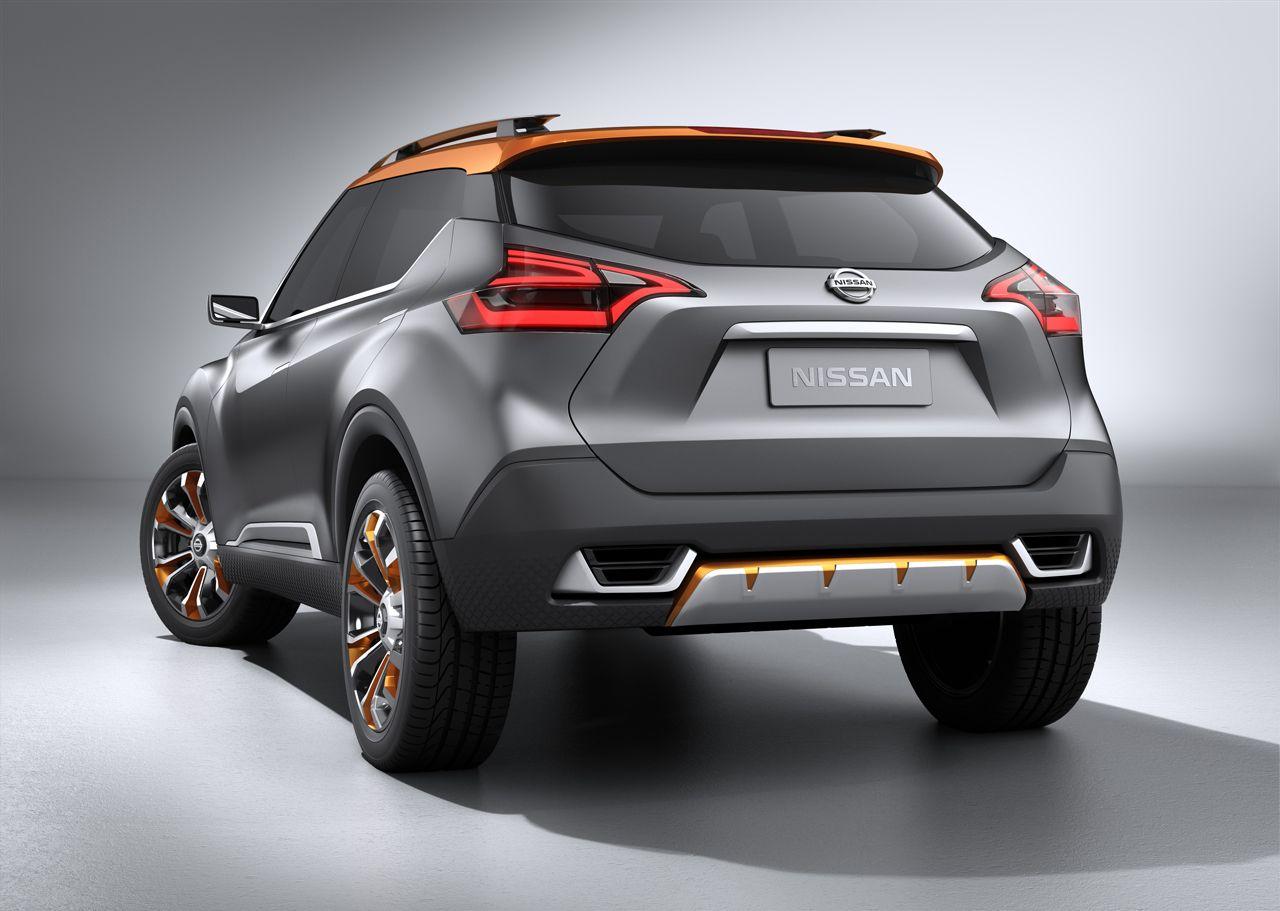 Nissan Kicks Brings New Crossover Style To Brazil Nissan Suv Suv 2014