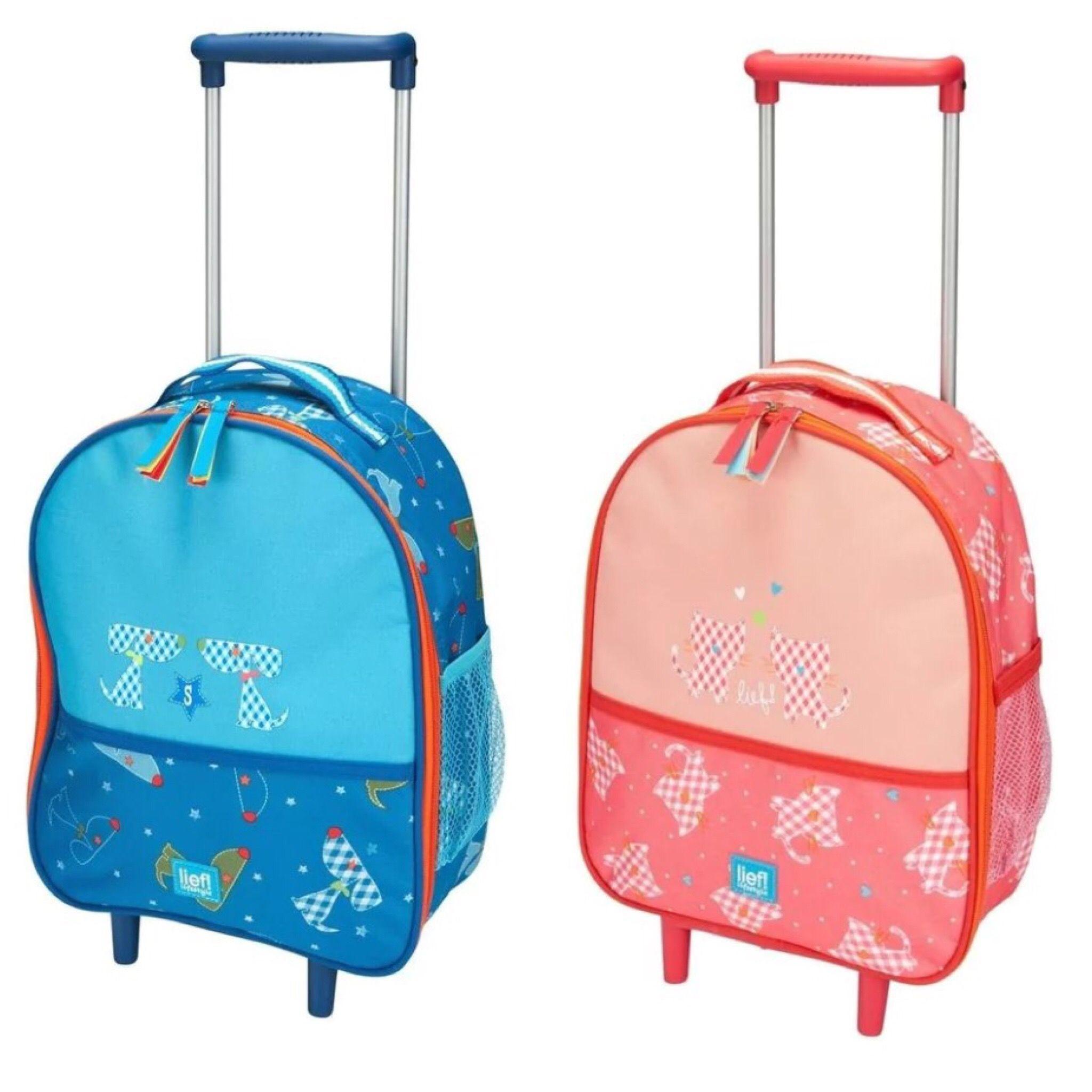 f29ed26de9c lief! lifestyle voor Kruidvat limited edition collectie voorjaar 2018 -  rugzak reistrolleys voor jongens &