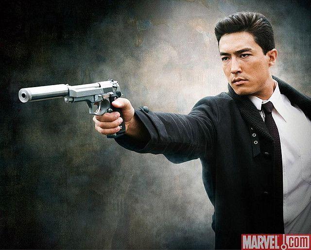 David North Agent Zero Daniel Henney X Men Marvel Villains