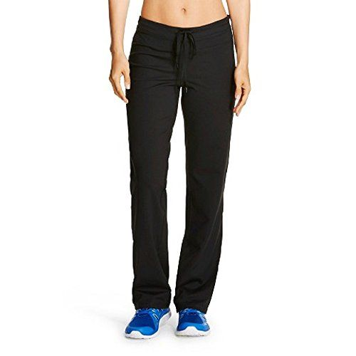 15085bb55dc7 Champion Premium Regular Length Womens DuoDry Semi Fitted Yoga Workout Pants  Medium   Want additional info  Click on the image.