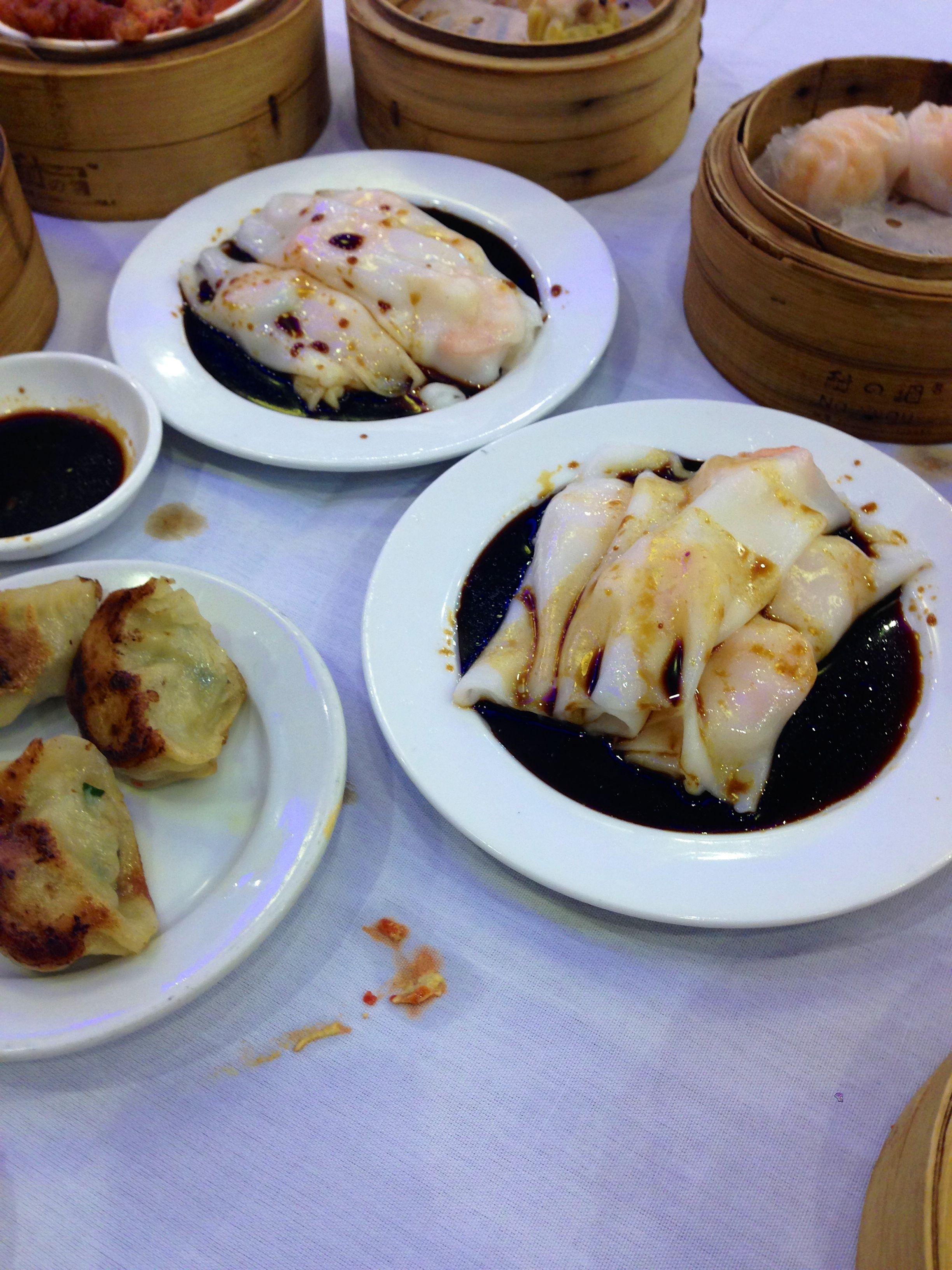 Golden Unicorn Dimsum Nyc Dimsum Ricenoodle Food Dim Sum Rice Noodles