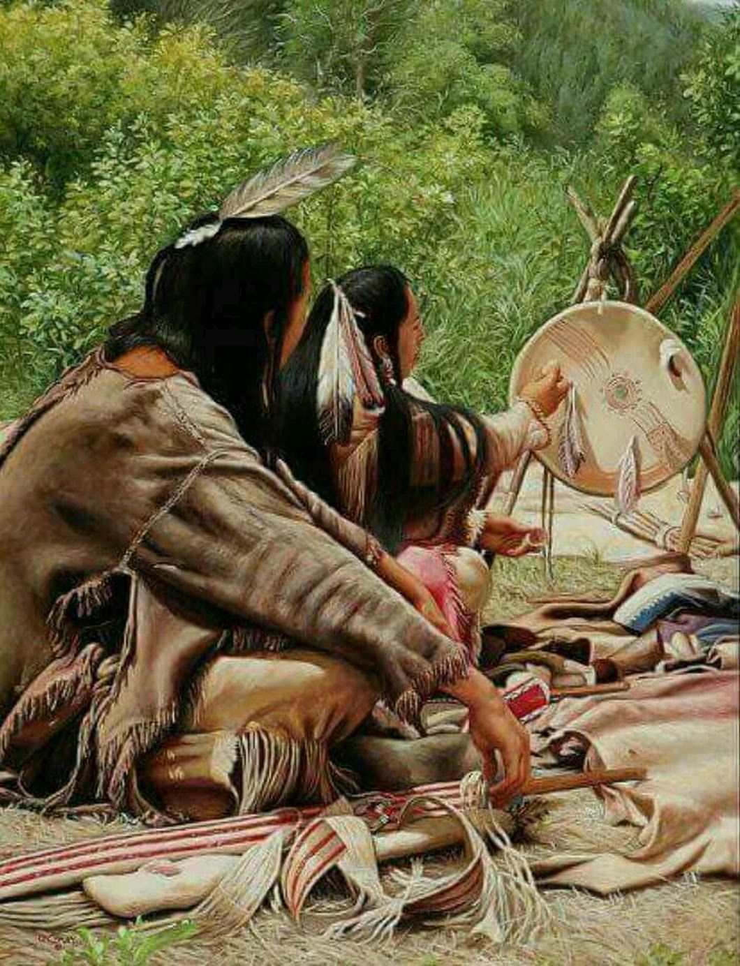 Pin By Kathleen Seymour On American Indians