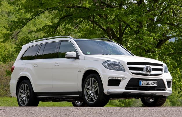 Mercedes Benz Releases 2013 Gl63 Amg Details For U S Mercedes Benz Gl Mercedes Benz Gl Class Best 7 Passenger Vehicles