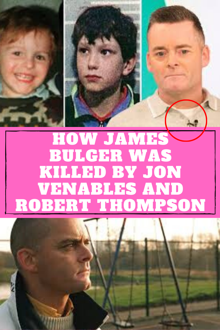 Latest Funny Pins How James Bulger Was Killed By Jon Venables And Robert Thompson To those who aren't familiar, the scene looks harmless enough: Two boys leading a toddler, one holding his hand as they make their way through a normal shopping mall in Bootle, England. 4